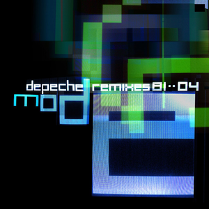 Remixes 81–04 - Image: Depeche Mode Remixes 81 04