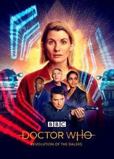 Revolution of the Daleks 2021 Doctor Who episode