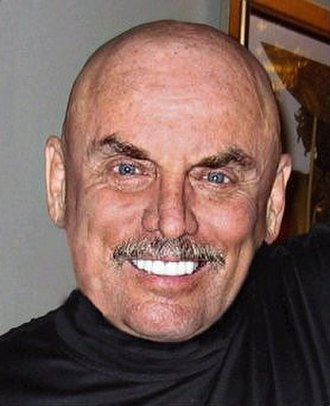 Don LaFontaine - LaFontaine in 2007