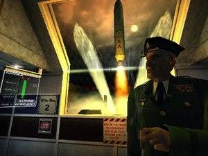 Development of Duke Nukem Forever - Duke Nukem Forever in 1999, showing the game's graphics during early stages of development.