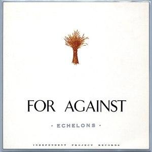 Echelons - Image: Echelons album cover