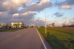 Eemshaven - Image: Eemshaven 1