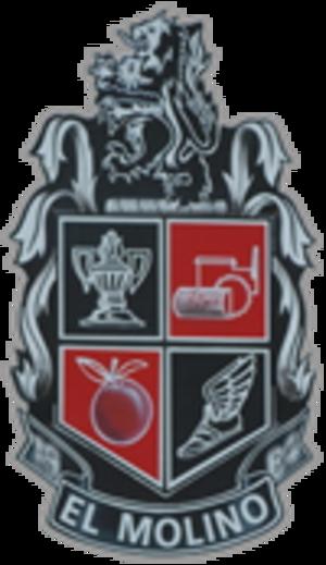 El Molino High School - Image: El Molino HS (Forestville) seal