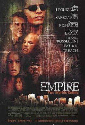 Empire (2002 film) - Theatrical release poster