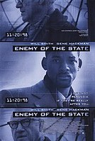 Picture of a movie: Enemy Of The State