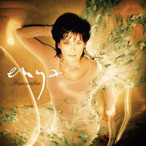 Amarantine (song) - Image: Enya Amarantine (single)