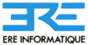 ERE Informatique - The ERE Informatique logo.
