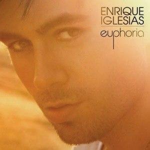 Euphoria (Enrique Iglesias album) - Image: Euphoria Album Cover