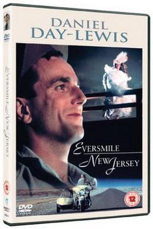 Eversmile, New Jersey - DVD cover