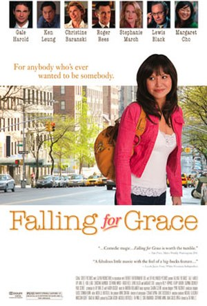 Falling for Grace - Falling for Grace theatrical poster