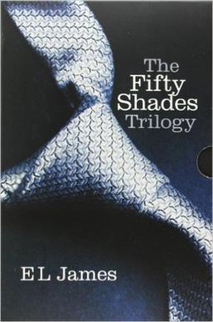 Fifty Shades (novel series) - Trilogy pack set