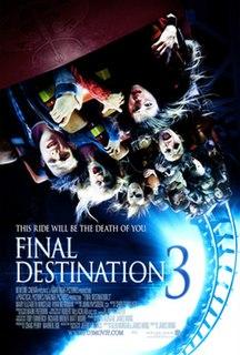 <i>Final Destination 3</i> 2006 film by James Wong