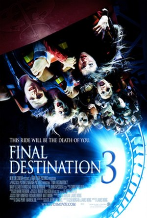 Final Destination 3 - Theatrical release poster