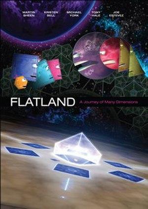 Flatland: The Movie - Image: Flatland The Movie