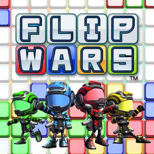 Flip Wars - Image: Flip Wars splash