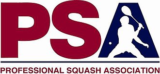 Professional Squash Association - Former PSA Logo