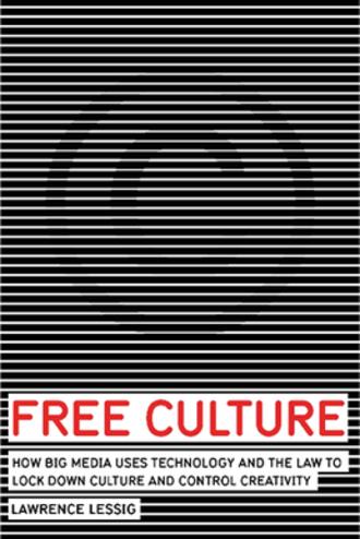 Free Culture (book) - Original cover