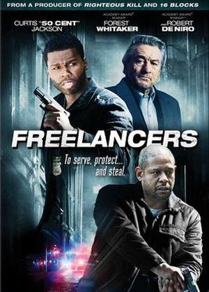 Freelancers (film) - Image: Freelancers (film)