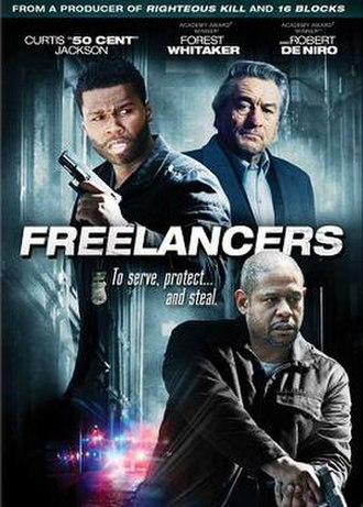 Freelancers (film) - Image: Freelancers (film)