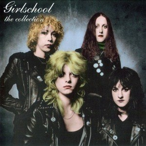 The Collection (Girlschool album) - Image: Girlschool The Collection