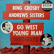 Go West Young Man (Bing Crosby album).jpg
