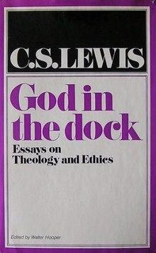 God in the Dock - Wikipedia