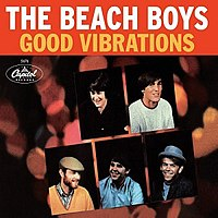 """Good Vibrations"" cover"