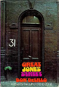 """Great Jones Street"" by Don DeLillo."