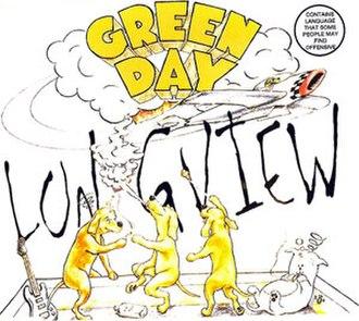 Longview (song) - Image: Green Day Longview cover