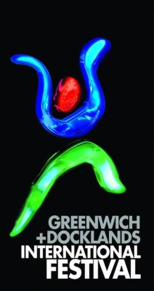 Greenwich+Docklands International Festival - Image: Greenwich+Docklands International Festival generic logo