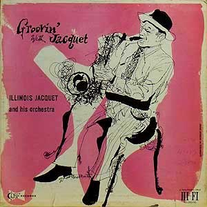 Groovin' with Jacquet - Image: Groovin' with Jacquet