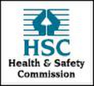 Health and Safety Commission - Image: Health and Safety Commission logo