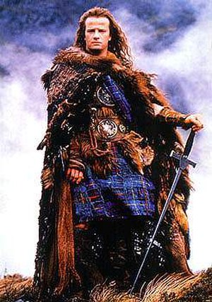 Connor MacLeod - Image: Highlander film Connor Mac Leod
