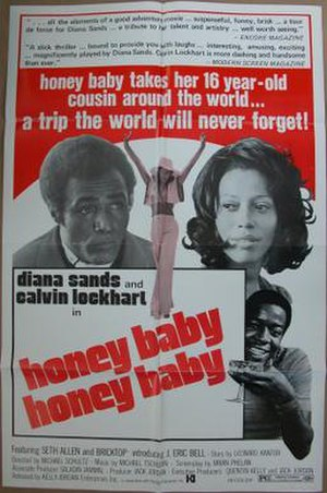 Honeybaby, Honeybaby - Image: Honeybaby, Honeybaby Film Poster