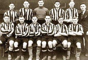 Hull City A.F.C. - Hull City squad of 1936