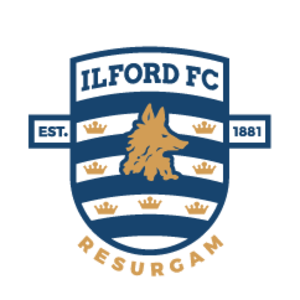 Ilford F.C. - Club badge