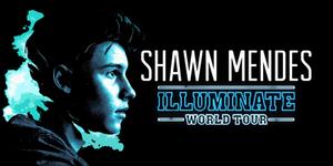 Illuminate World Tour - Promotional poster