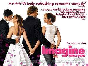 Imagine Me & You - Theatrical release poster