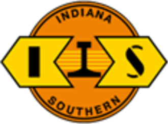 Indiana Southern Railroad - Image: Indiana Southern Railroad logo
