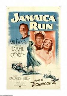 <i>Jamaica Run</i> 1953 adventure-drama film by Lewis R. Foster