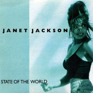 State of the World (song) - Image: Janet Jackson State of The World
