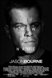 <i>Jason Bourne</i> (film) 2016 American action film