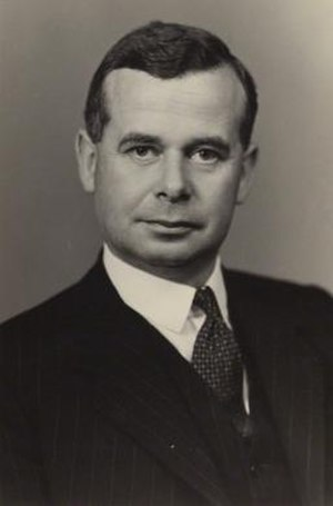 John Boyd-Carpenter, Baron Boyd-Carpenter - Photograph from 1949