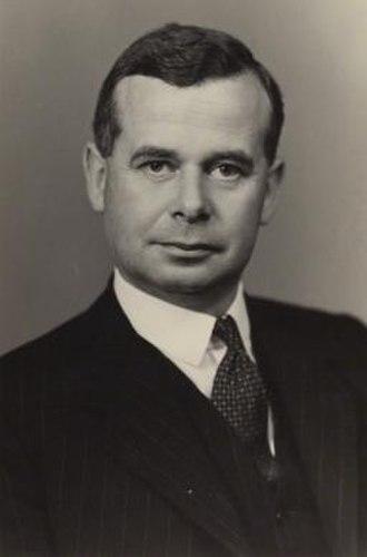 John Boyd-Carpenter, Baron Boyd-Carpenter - Photograph from 1949