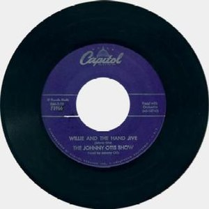 Willie and the Hand Jive - Image: Johnny otis show willie the hand jive s