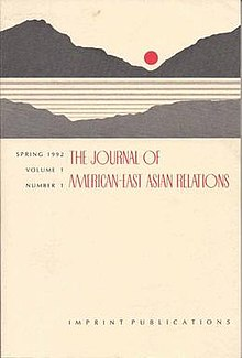 journal of americaneast asian relations wikipedia
