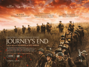 Journey's End (2017 film) - British release poster