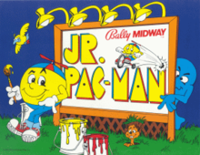 jr pac man wikipedia