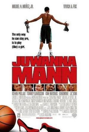 Juwanna Mann - Theatrical release poster