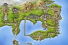Pokémon Red and Blue - Wikipedia on super mario bros. map, pixelmon kanto map, halo 2 map, sonic adventure map, metal gear solid map, kanto region map, dragon warrior iii map, wario land 2 map, minecraft kanto map, silver map, cerulean city map, indigo league map, digimon world 3 map, red map, donkey kong map, super mario 64 map, diamond map, majoras mask map, pac-man map, princeton kentucky map,
